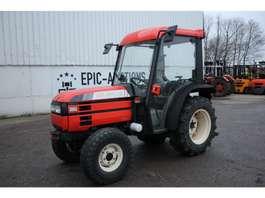 standaard tractor landbouw Same Solaris 35 DT 2001