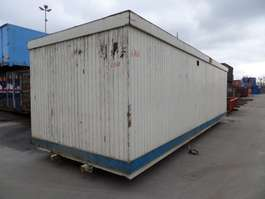 kantoor woonunit container VERNOOY UNIT 6868