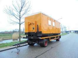 overige vrachtwagen aanhangers ATM 2-Axle Trailer / Mobile Canteen - Workshop / BPW Axles 2000