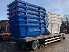 containersysteem aanhanger Sommer AW180T 1998