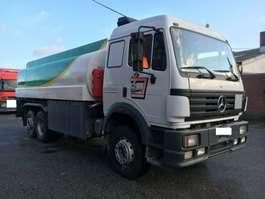 tankwagen vrachtwagen Mercedes Benz 2538 Tankwagen 19000 Liter 1996