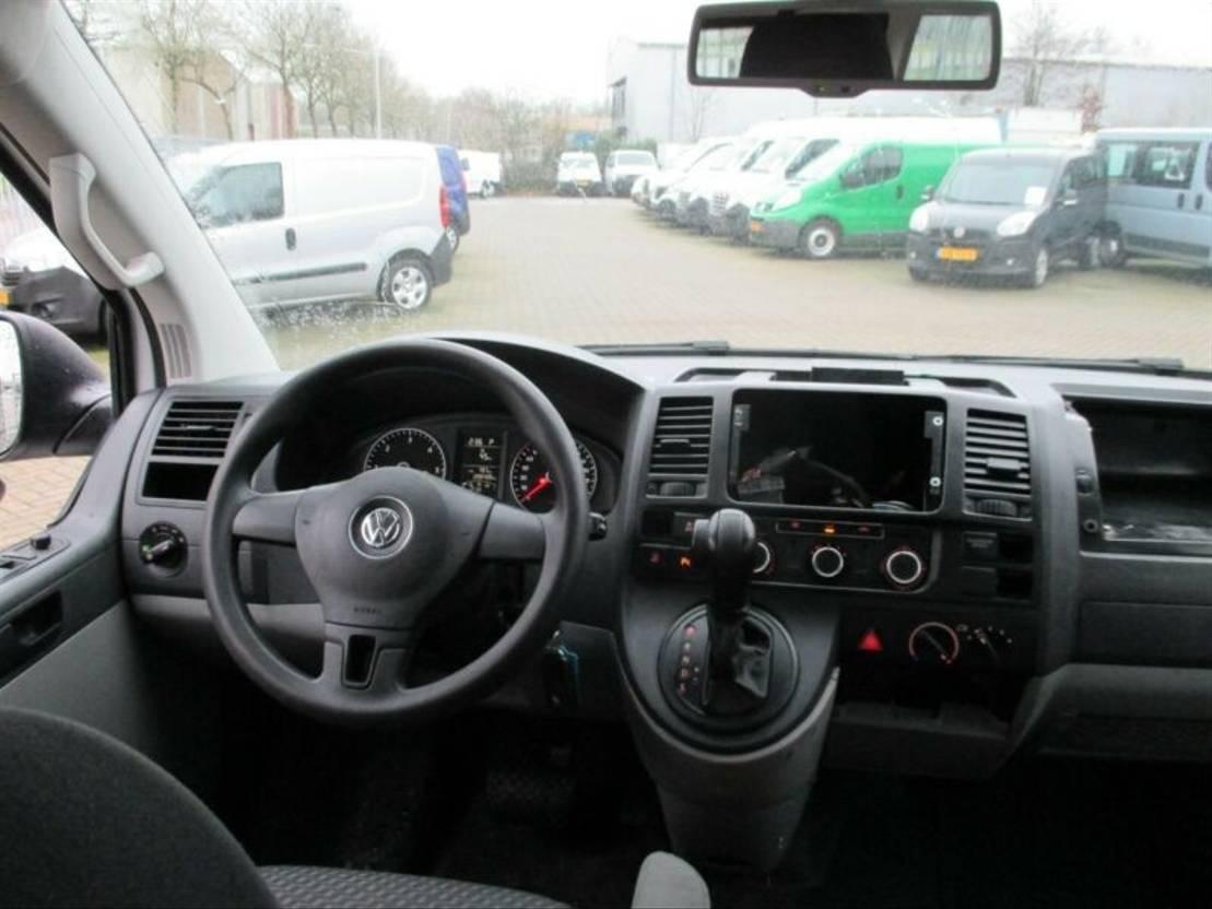 taxibus Volkswagen Transporter T5 2.0TDI Kombi Klima €7950,=