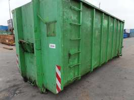 open top zeecontainer VERNOOY HAAK KABEL KETTING SYSTEEM 8224
