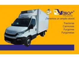 gesloten bestelwagen Iveco Daily