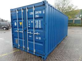 hard top zeecontainer VERNOOY CONTAINER 204190 2020