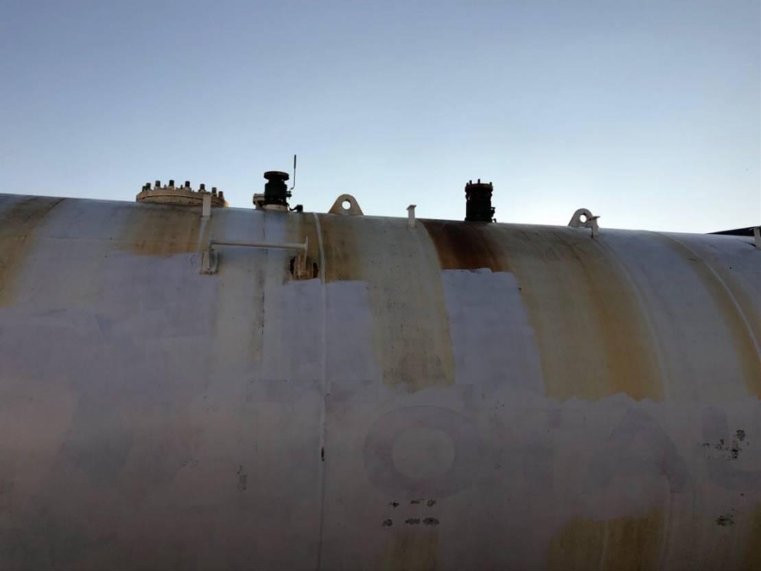 tankcontainer Citergaz 51900 Liter LPG / GPL Gas/ Gaz storage tank, Propane, Gastank, ...