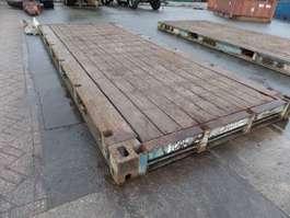 flat rack zeecontainer VERNOOY LAADVLOER 202072