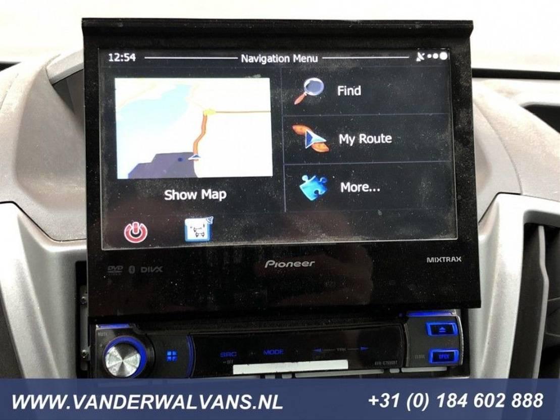 gesloten bestelwagen Ford Transit 2.2TDCI L2H2 Trend Airco, 2x zijdeur, cruisecontrol, navigatie, ... 2014