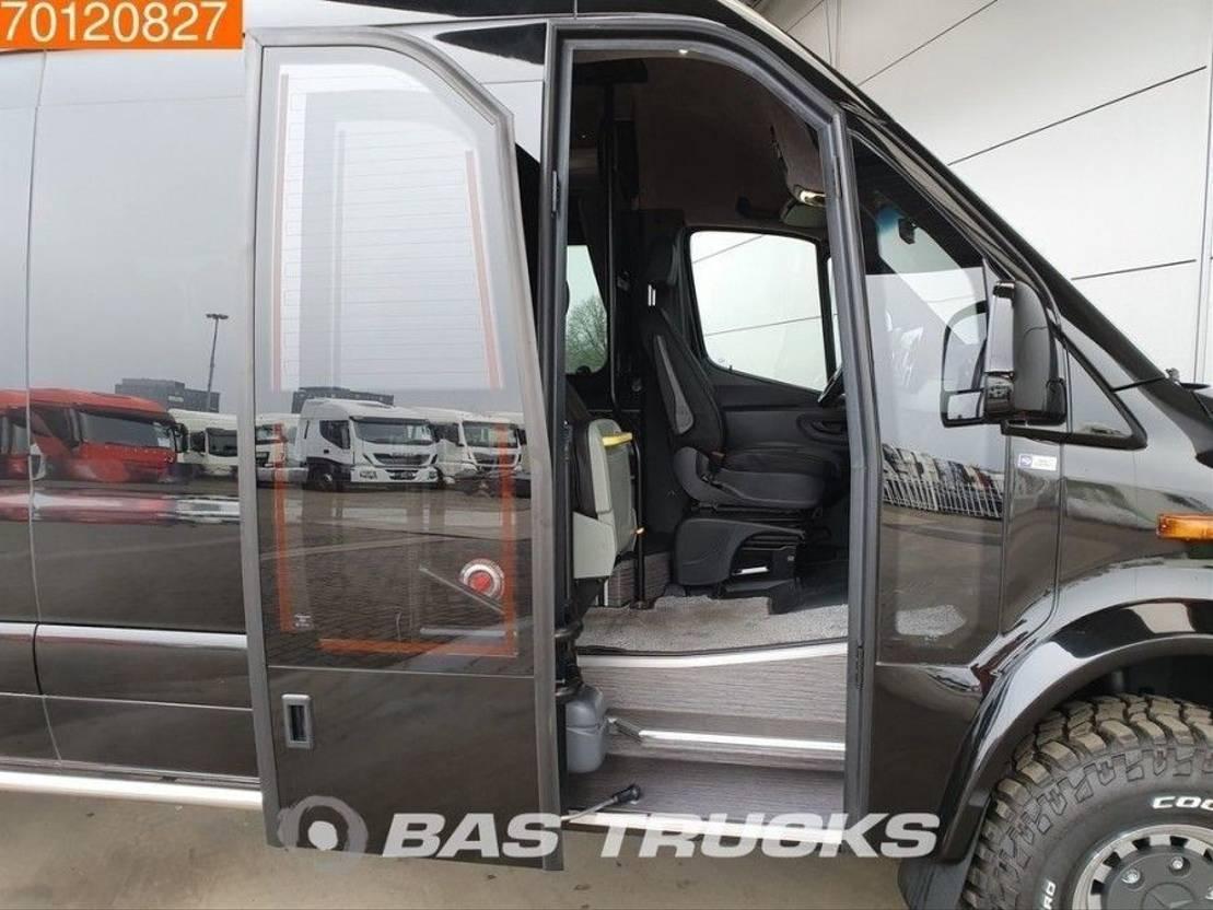 minivan - personenbus Mercedes Benz Sprinter  519 CDI 3.0 190PK 4x4 VIP Personenbus 21 Persoons Automaat A/C... 2020