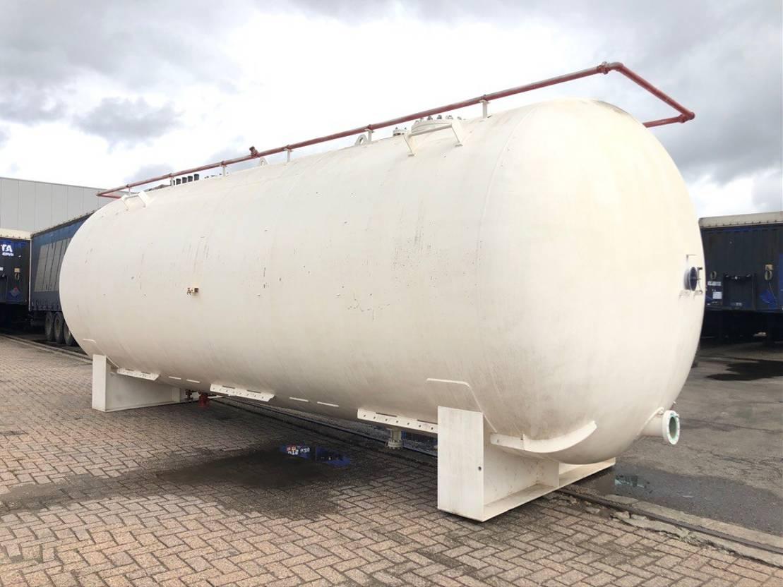 tankcontainer Citergaz 51790 Liter LPG / GPL Gas/ Gaz storage tank, Propane, Gastank, ...