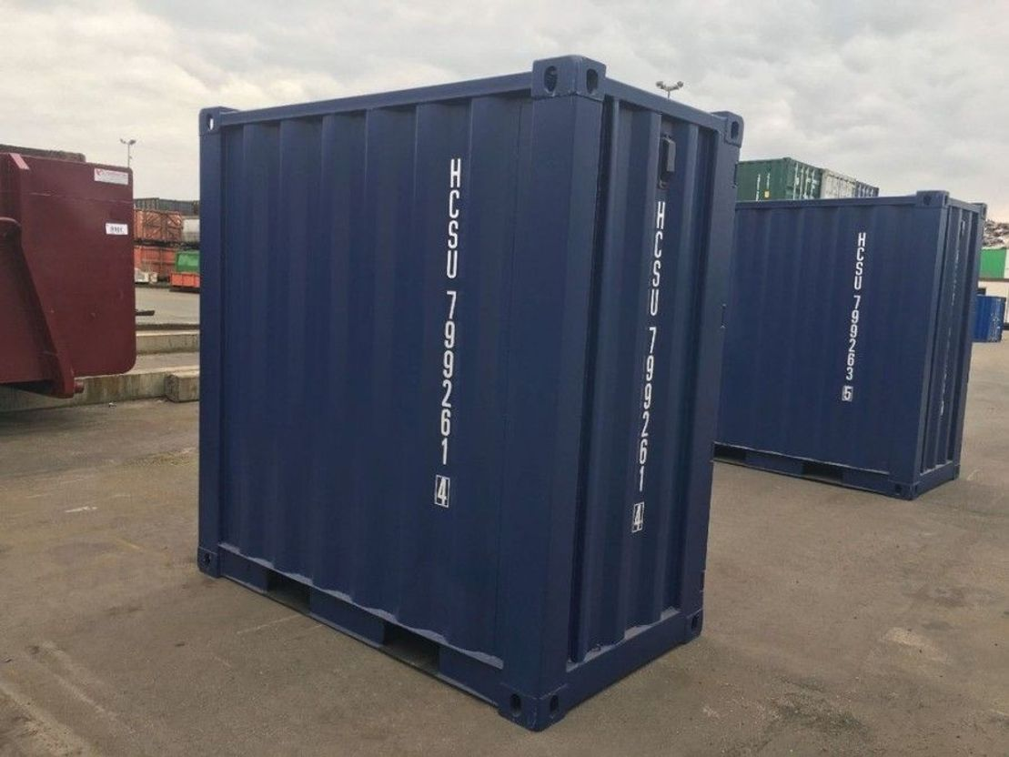 hard top zeecontainer VERNOOY ZEECONTAINER 4FT 799261