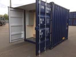 hard top zeecontainer VERNOOY SAUNA 10FT 100444 2020