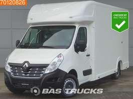 bakwagen bedrijfswagen Renault Master 2.3 dCi 170PK NIEUW Bakwagen Volume opbouw 1200kg Laden 18m3 A/C ... 2020