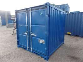 hard top zeecontainer VERNOOY CONTAINER NIEUW  8FT 752376