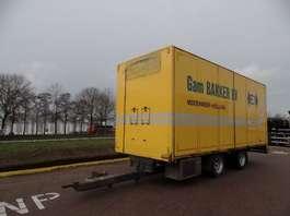 koelwagen aanhanger Jumbo TM180 / SIDE DOORS / Wip 1999