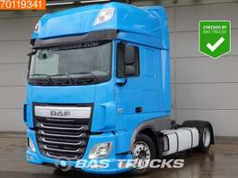 mega-volume trekker DAF XF 460  4X2 SSC Mega ACC 2x Tanks Euro 6 2015