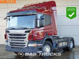 standaard trekker Scania P410 4X2 Manual Hydraulik Analog Tacho Euro 3 2020
