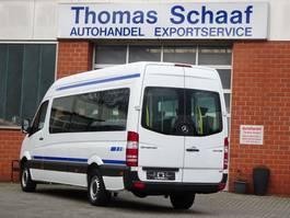 minivan - personenbus Mercedes Benz Sprinter 313 Cdi Maxi 9 Sitze Klima Rollstuhllift 6 Gang Euro 5 2020