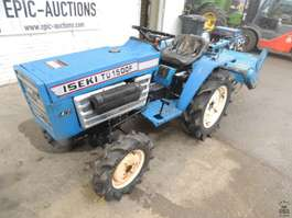 standaard tractor landbouw Iseki TU1500F
