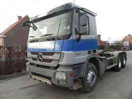 containersysteem vrachtwagen Mercedes Benz Actros 2641L Containersysteem 2010