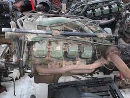motor vrachtwagen onderdeel Mercedes Benz OM 442A - 2 Turbo's