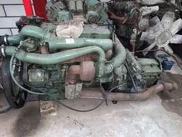 motor vrachtwagen onderdeel Mercedes Benz OM 366 A