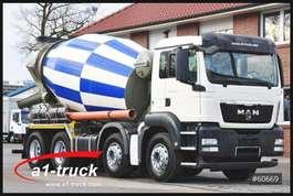 betonmixer vrachtwagen MAN TGS 35.360BB Liebherr 9m³ Top Condition 2012