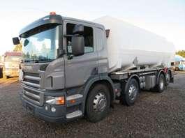 tankwagen vrachtwagen Scania P310 8x2*6 24.500 l. ADR 2008