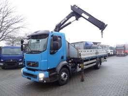 kraanwagen Volvo FL 280.16 für Langmetarial+Kran MKG 116a2 2007