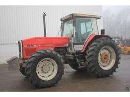 standaard tractor landbouw Massey Ferguson 3670 Dynashift 1995