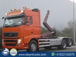 containersysteem vrachtwagen Volvo FH 12.420 multilift 26 ton hoo 2011