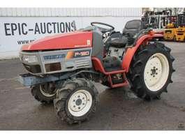 standaard tractor landbouw Yanmar F180