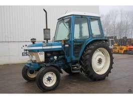 standaard tractor landbouw Ford 4610