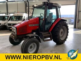 standaard tractor landbouw Massey Ferguson B70/2 1998