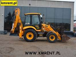 graaflaadmachine JCB 3CX ROK 2010|CAT 432 428 NEW HOLLAND LB110 TEREX 860 880 VOLVO BL71 KOMA...