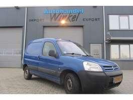 gesloten bestelwagen Citroen BERLINGO 1.6HDI 600 55,2 KW AIRCO 2007