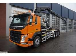 kraanwagen Volvo FM 420 8x2 Euro 6 HMF 28 ton/meter laadkraan 2020