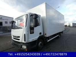 bakwagen bedrijfswagen Iveco Eurocargo ML 75E 14 EEV Koffer 6.08m