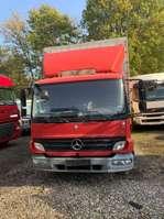 bakwagen bedrijfswagen Mercedes Benz Atego 816 2008