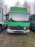 bakwagen bedrijfswagen Mercedes Benz Atego 815 1999