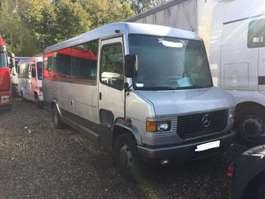 stadsbus Mercedes Benz 814 1989