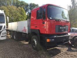 huifzeil vrachtwagen MAN 27.414 2001