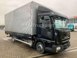 bakwagen bedrijfswagen Iveco EuroCargo 75E  Euro 5 EEV 2013