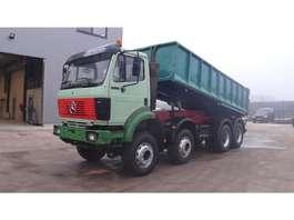 kipper vrachtwagen Mercedes Benz SK 3234 (BIG AXLE / FULL STEEL SUSPENSION / V6-ENGINE) 1992