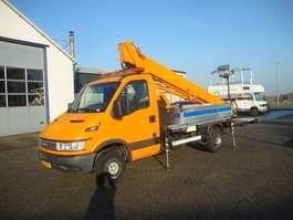 hoogwerker bedrijfswagen Iveco 35s13 23 METER BIZOCHI 2006