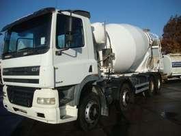 betonmixer vrachtwagen DAF cf430 10m3 barrival 2006