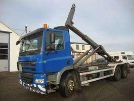 containersysteem vrachtwagen DAF cf 380 6x2 10 tyers 2003