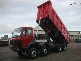 kipper vrachtwagen Mercedes Benz 3535 8x4 21m3 tipper 1990