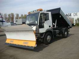 kipper vrachtwagen aebi multicar AEBI MT750 4X4 WINTERDIENST kipper 6 CIL DEMO 163PK euro6 2020