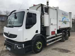 vuilniswagen vrachtwagen Renault PREMIUM 280DXI 6X2 EURO 4 2009